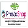 Hosting 100% Optimizado Prestashop, Extra Rápido...