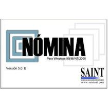 Combo Saint Administrativo Contabilidad Nomina ( No Vencen )