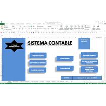 Sistema Contable , En Excel