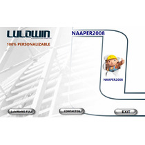 Lulo Win Ng 100% Personalizable, Con Lulocron, Version Final