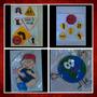 Arte Foamy P/librerias, Escolares, Educativos Y Mas