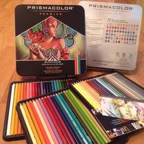Prismacolor Premier Lata De 72 Creyones