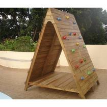 Casa De Muñecas En Madera Para Niños Ideal Para Escalar