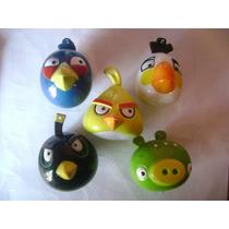 Molde De Silicon Angry Birds