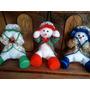 Muñecos Navideños Denominados Los Shakiros Navideños