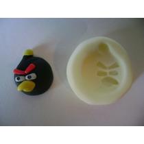 Moldes De Silicon Angry Birds
