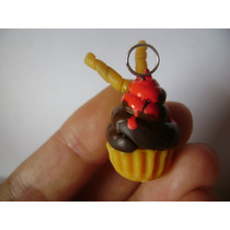Mini Cupcake En Masa Flexible