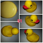 Patito De Hule Para El Baño Del Bebe Grande The First Years