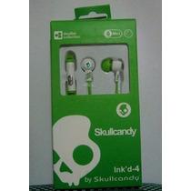 Audifonos Skullcandy Serie Ink D3, D4, D5 Con Microfono