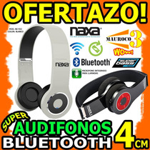 Wow Audifonos Blueooth Inalambricos Recargables Neurale Naxa