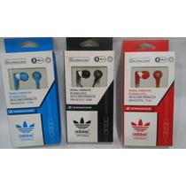 Audifonos Auriculares Adidas Original Mp3 Mp4 Celular Pc