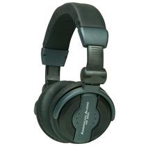 Hp550 American Audio Audifono Para Dj Color Negro - Audioson