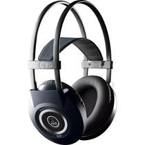 K99 Akg Audifono Profesionales Para Estudio Negro - Audioson