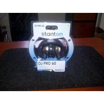Audifono Stanton Dj Pro 60 Mixer Mezclador