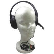 Audifono Con Microfono Para Computacion Laptop Mp3/4