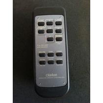 Control Clarion Para Reproductor De Carro Modelo Rcb-164