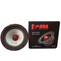 Medio Bajo 6 Mura Sound Serie 500 W 8 Ohm 4 Ohm Bala Metal