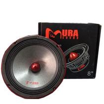 Medio Bajo 8 Mura Sound Serie 500 W 8 Ohm 4 Ohm Bala Metal