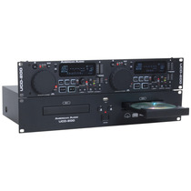 Disco Compacto Dual Mp3 / Cd American Dj Ucd-200
