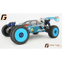 Calcomanias Rc Buggy Crawler C-d