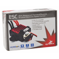 Wp 60a Fwd/rev Brushed Esc ( Crawler )