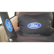 Kit De 2 Apoya Cabezas En Semicuero Ford-wv-toyota-chevrolet