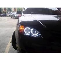 Ojos De Angels De Neon Para Mazda 3 Set Full