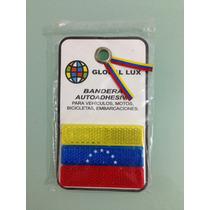 Antigua Bandera Vzla Tipo Mica/carro Precios Para Revendedor
