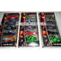 Carritos Tipo Hotwheels Caja De 5 Hierro Superheroes*tienda