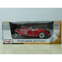 Carro De Colección Mercedes-benz 500 - Premiere Edition