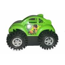 Super Buggy Trepador A Baterías Ben 10 Myp
