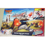 Disney Planes - Aviones, Pista - Track Set - Piston Peak...