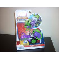 Carro De Hulk Marvel Super Hero Original Playskool De Hasbro