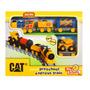 Cat Tren Expreso Juguete Preescolar Con Luz Y Sonido