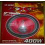 Excelente Bajo Xxx 12 Pulgadas 400 Watts Nuevo De Caja