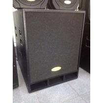 Bajo Amplificado Sps Bp 18pw 1000 W 18 Pulgadas Band Pass