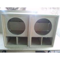 Fabricamos Cajas Rcf Y Cervin Vega De 15 O 18 En 30000