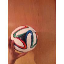 Balon De Futbol Sala Futsal Brazuca Original