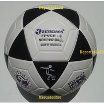 Balón Fútbol Kickingball Tamanaco Número 5 Y Número 4