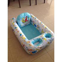 Bañera Inflable De Seguridad Para Bebes