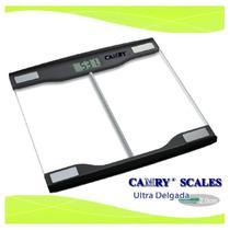 Peso O Balanza Digital Personal En Vidrio 8mm Hasta 150 Kg