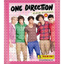 Barajitas One Direction Oficial Panini