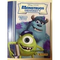 Vendo Barajitas Monsters University Panini Al Mejor Precio