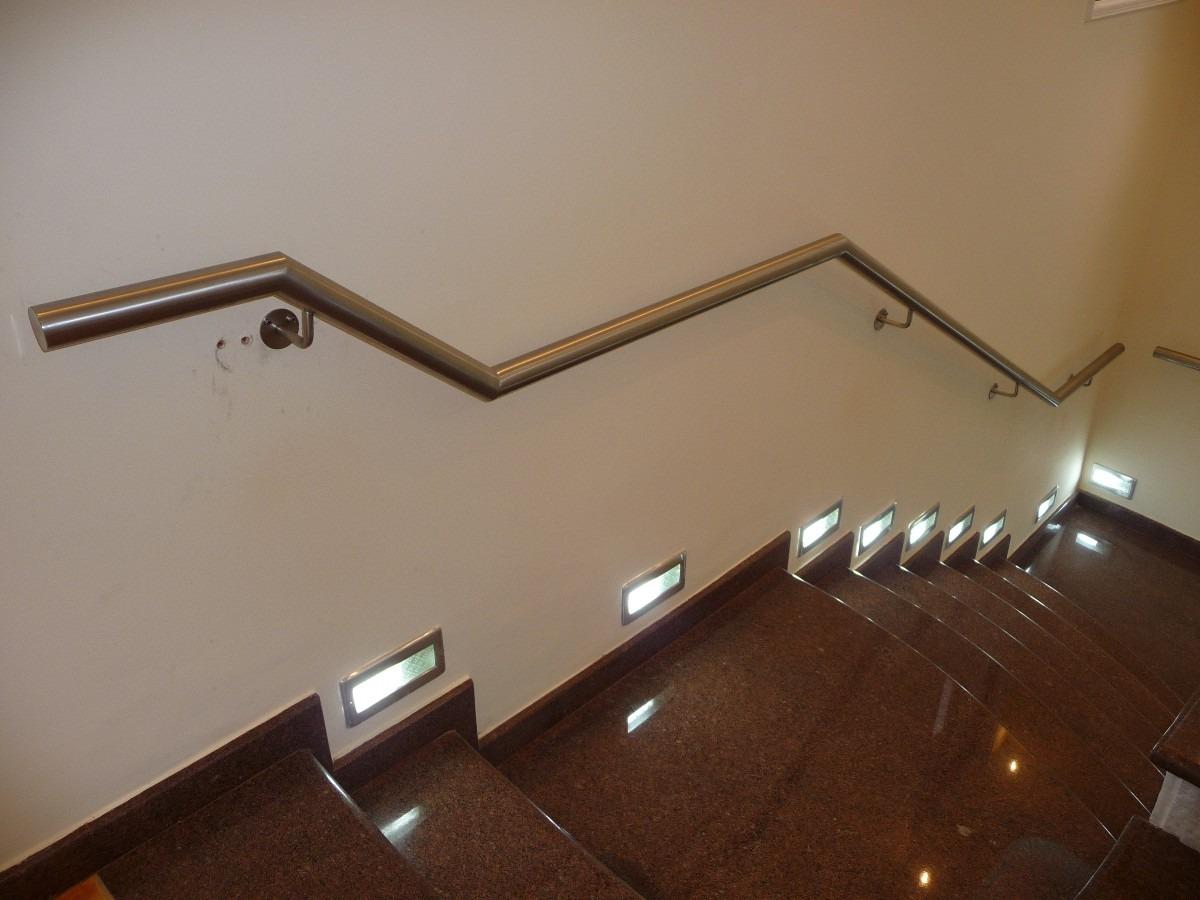 Barandas de acero inoxidable pasamanos pto ordaz en - Pasamanos de acero inoxidable para escaleras ...