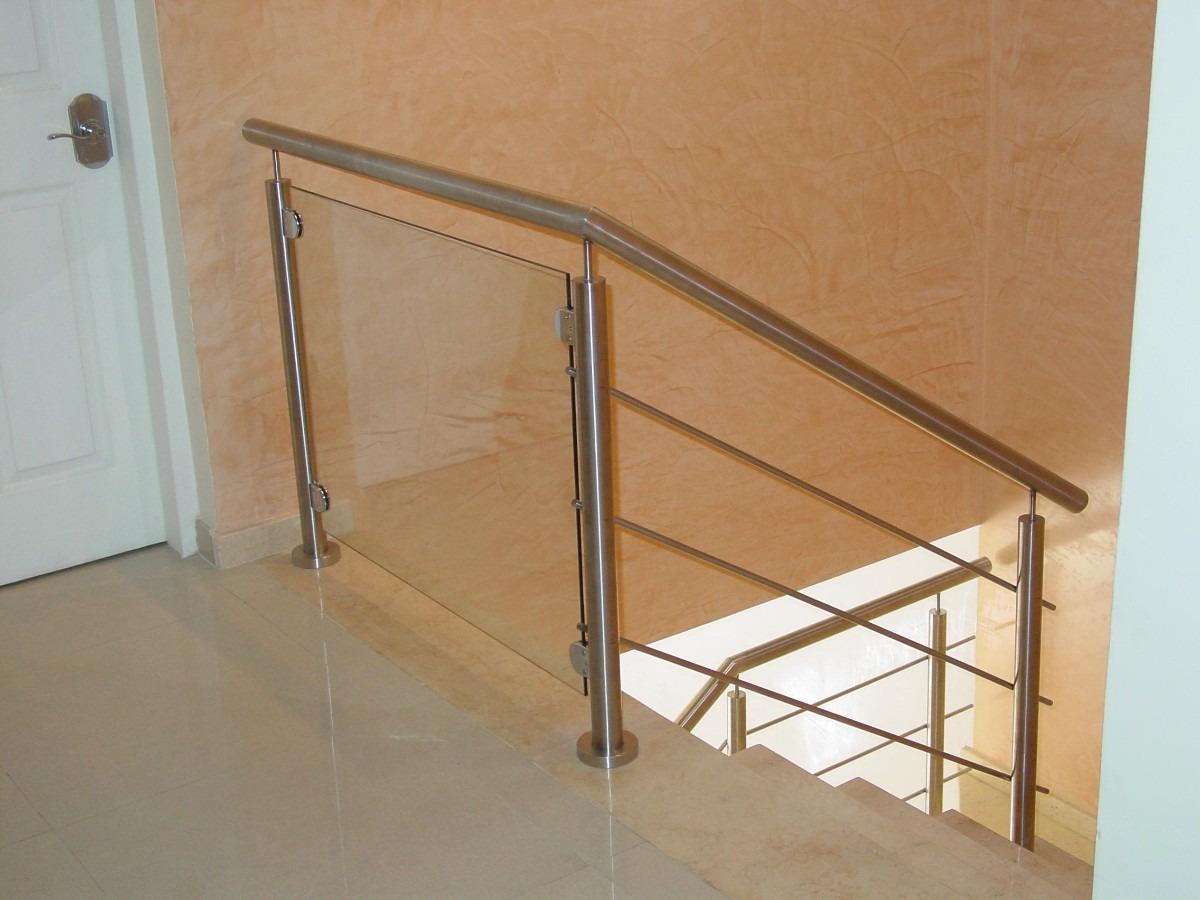 Fotos de barandales pasamanos y escaleras en acero - Pasamanos de escalera ...