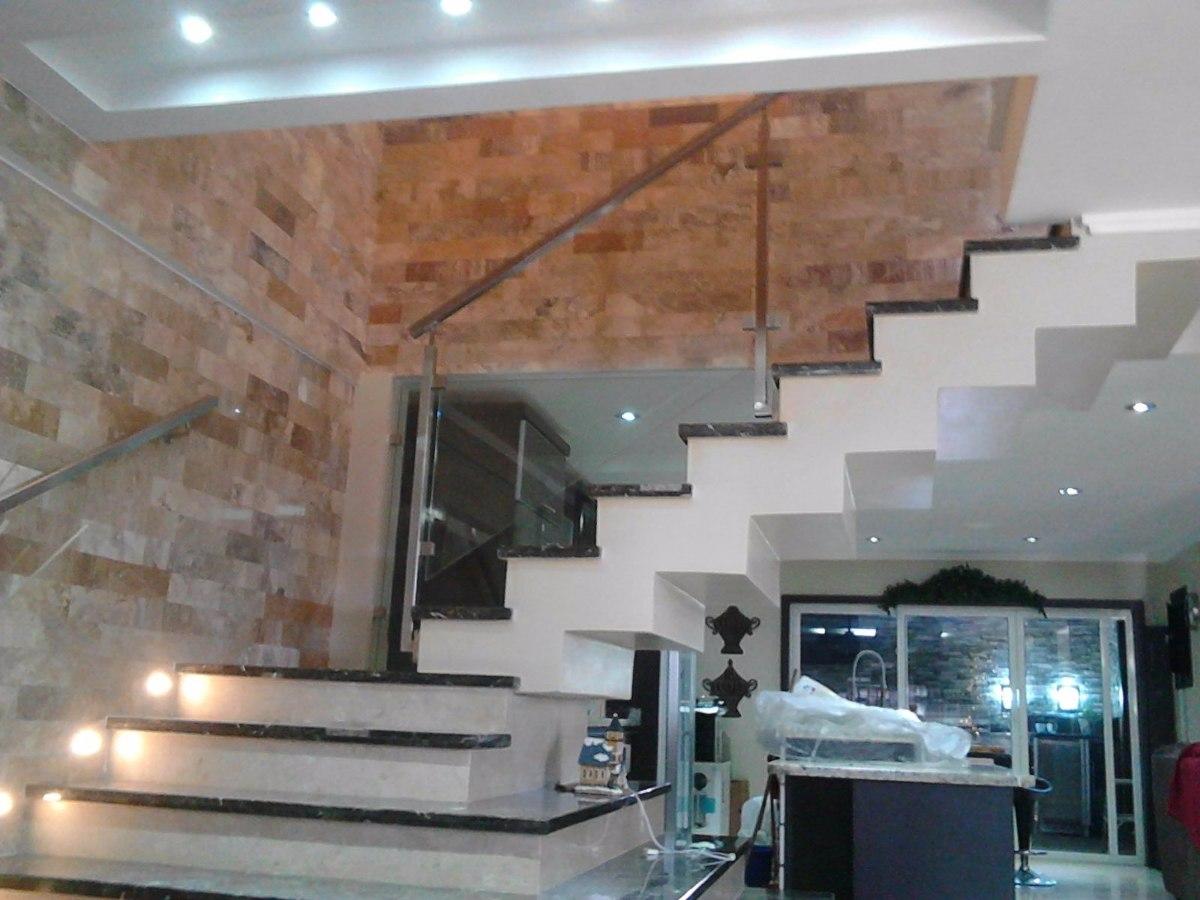 Barandas pasamanos escaleras de acero inoxidable cabimas - Pasamanos de acero ...