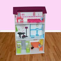 Casa De Muñecas Barbie.