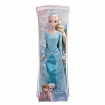 Frozen Ana Y Elsa De Mattel