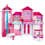 Barbie Mansion Malibu Con Accesorios
