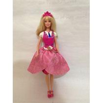 Muñeca De La Pelicula Barbie, Escuela De Princesas